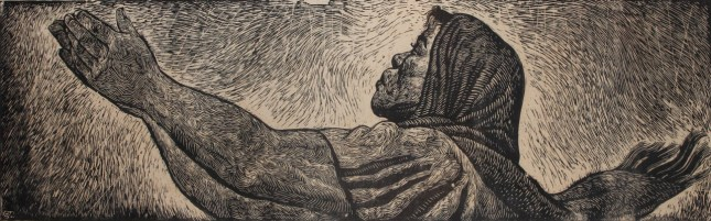 "Charles White, ""Just a Walk with Thee,"" 1958"