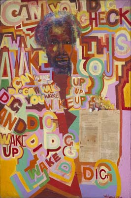 "Gerald Williams, ""Wake Up,"" 1969"
