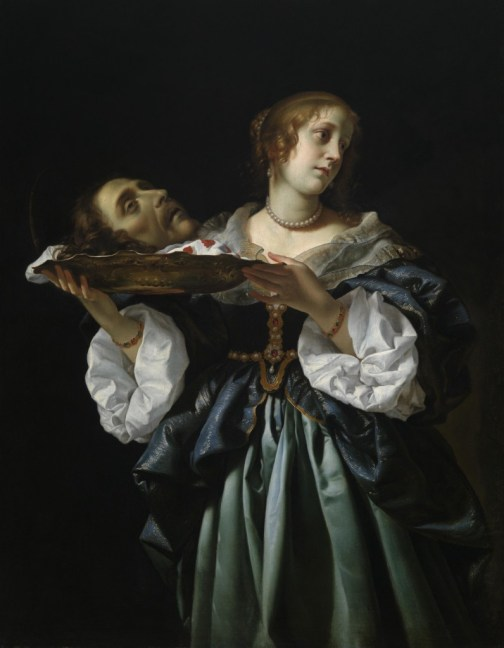"Carlo Dolci. ""Salome with the Head of St. John the Baptist,"" 1665–1970"