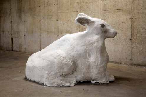 "Chloe Seibert. ""Rabbit,"" 2015,  image courtesy of Interstate Projects"
