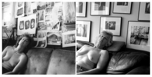 "Nancy Roberts. ""28 Years Later,""  digital inkjet print, 11"" x 18"""