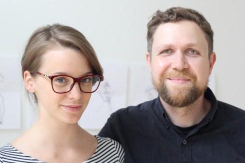 Danielle and Joseph Wilcox, .LDOC Founders. Photo by: Joseph Wilcox