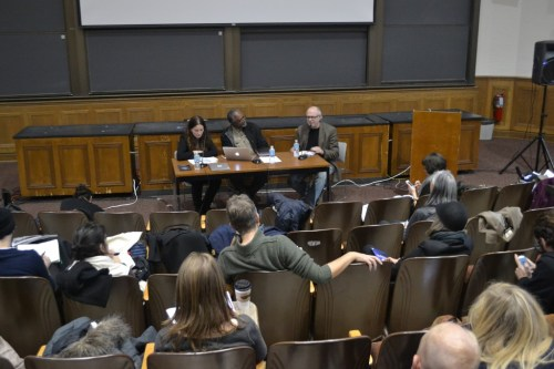"""In Practice"" at the Renaissance Society, November 21, 2015. /Photo: Renaissance Society"