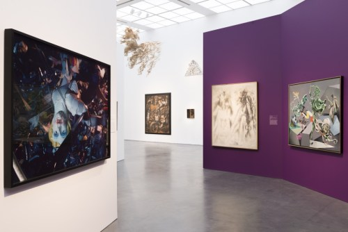 "Installation view of ""Surrealism: The Conjured Life"" at the MCA Chicago. /Photo: Nathan Keay."