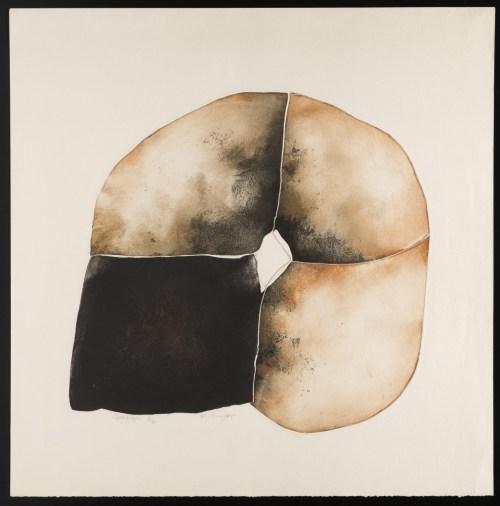 "Martin Puryear. ""Quadroon,"" 1966–67."