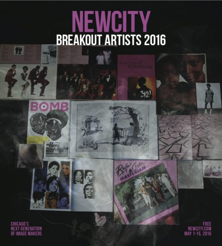 Cover design by Alexandria Eregbu, Breakout Artist 2015