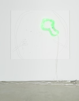 Neon Broccoli, Pencil Scrawls and a Long-Dead Horse
