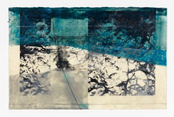 """A Timeless Art Waxes and Wanes: A Review of """"Encaustic 2017"""" at the Bridgeport Art Center"""