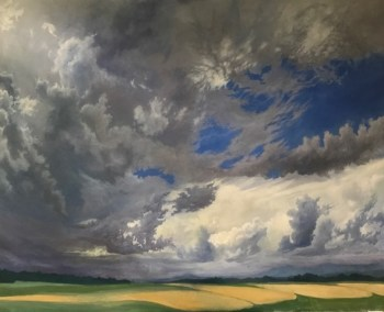 """Northern Artists Show on the South Side: A Review of """"Visions of Wisconsin"""" at La Luz Gallery"""