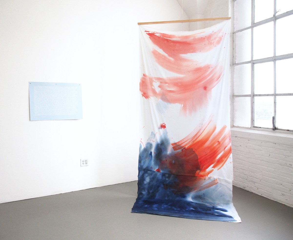 Contemplating the Self, A Review of Lindsey Hook and Karen Azarnia at Abryant Gallery