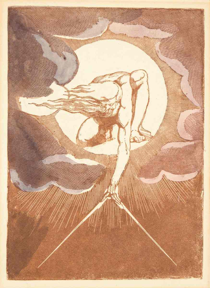 "Opening the Doors of Perception, A Review of ""William Blake and the Age of Aquarius"" at the Block Museum"