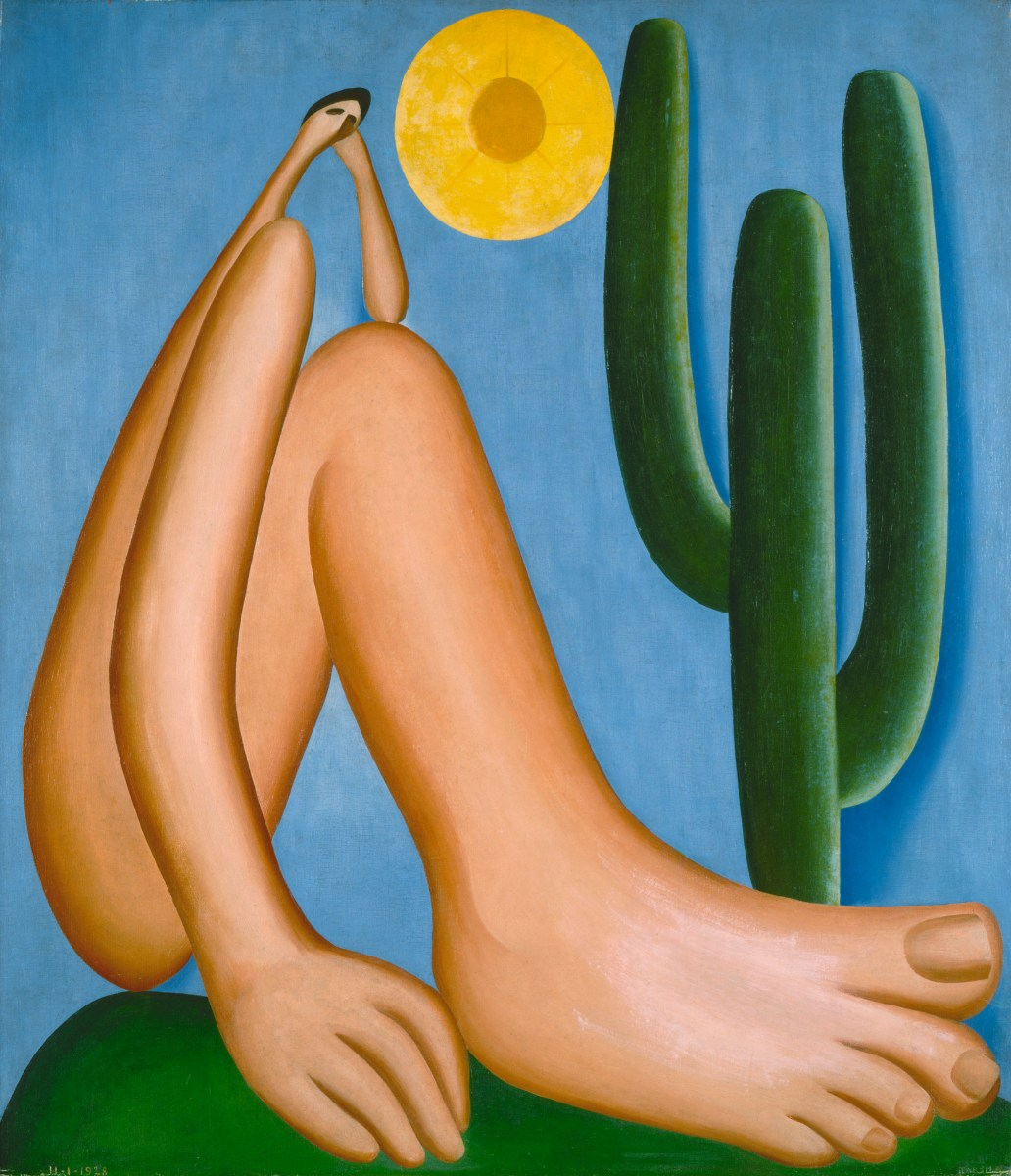 Tupi or not Tupi? A Review of Tarsila do Amaral at the Art Institute of Chicago