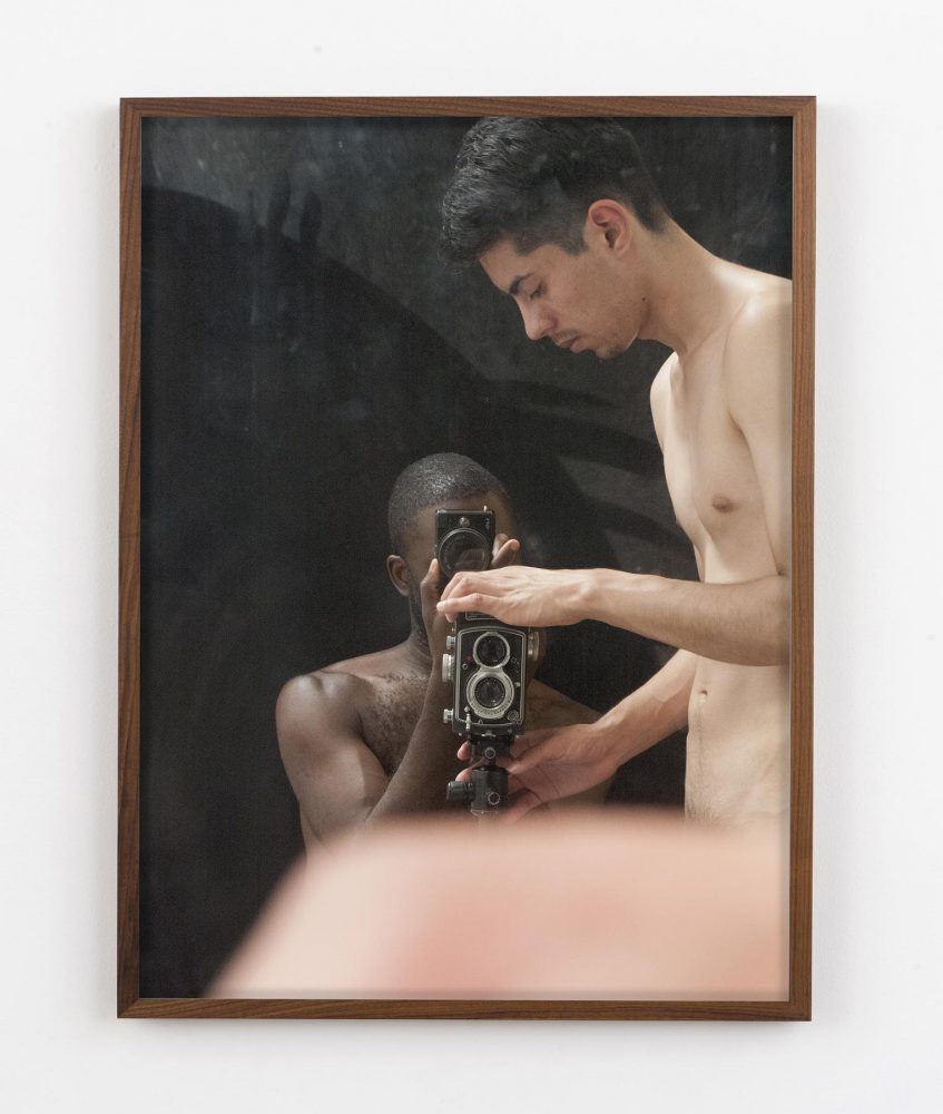 Intimate Moves In A Dark Room, Paul Mpagi Sepuya at Document