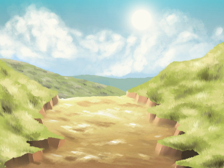 Anime Water Wallpaper Anime Style Background By Kiiryu On Newgrounds