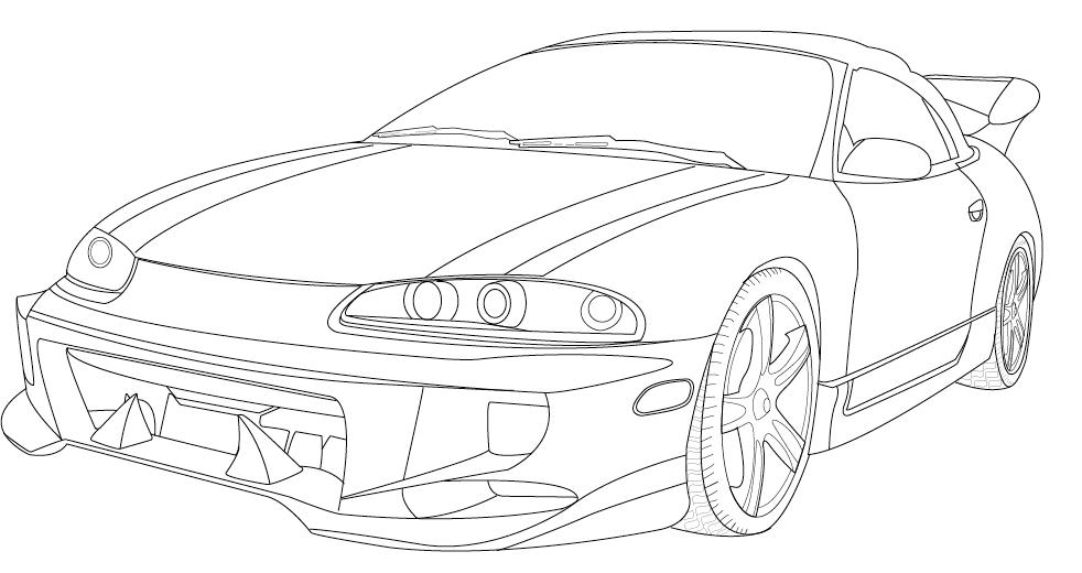 Mitsubishi F