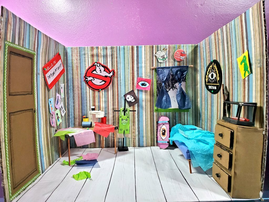 Watch this video as we add a game room addition, complete with bar and pool table, so these homeowners can entertain both indoors and out. The Room of a Rather Quirky Kid by Eely on Newgrounds