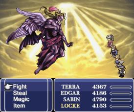 Luta final contra Kefka