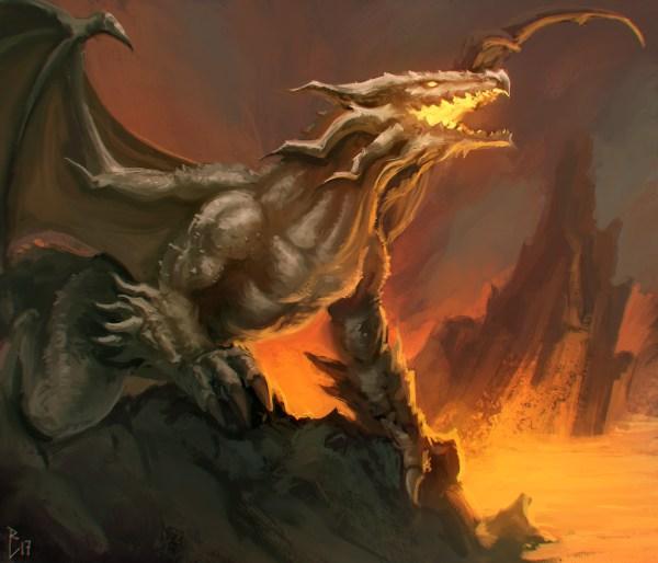 Ancient Dragon Artdeepmind Newgrounds