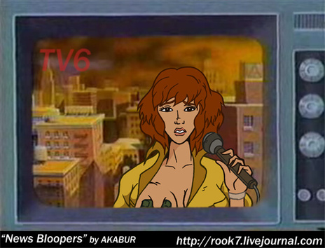News Bloopers by AKABUR on Newgrounds