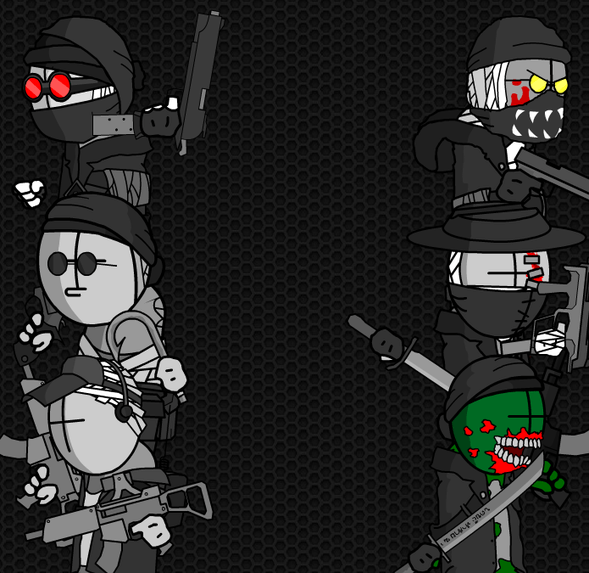 S Animation Wallpaper Krinkels And My Characters By Madnesscrazy123 On Newgrounds