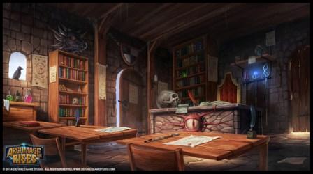 mage classroom rogierb deviantart newgrounds