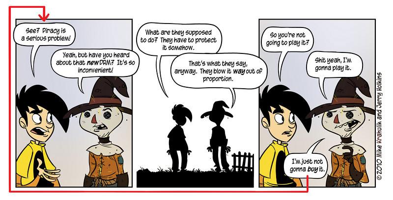 Penny Arcade Comic [2/19/2010]