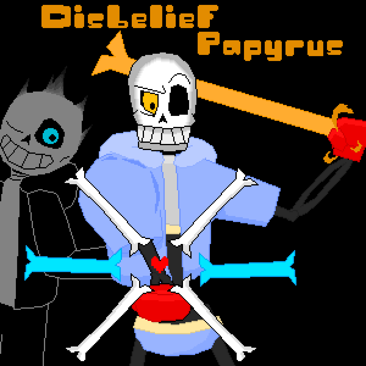 Disbelief Papyrus Phase 3