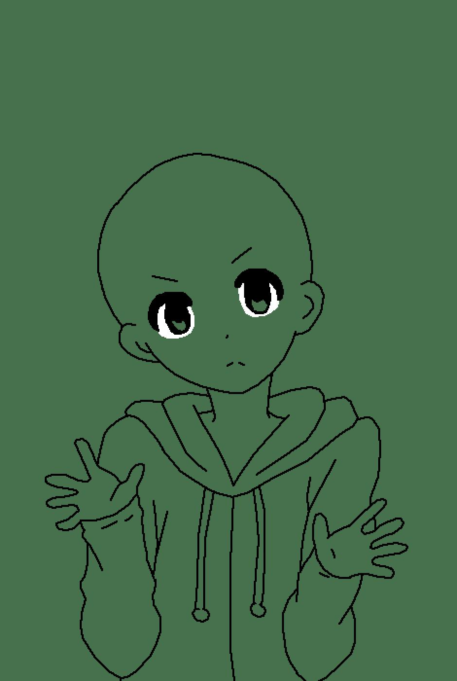 Hoodie Anime Base : hoodie, anime, Salto, Hoodie, Kodmama.com