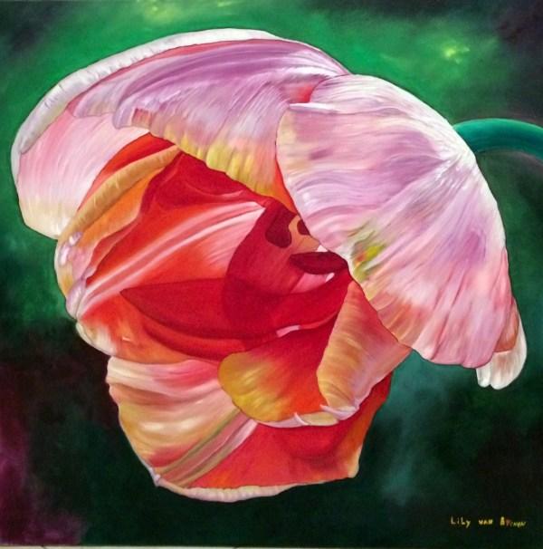 Lit Tulip