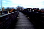 gleise, fechenheim