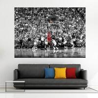 Michael Jordan Wall Decal - talentneeds.com