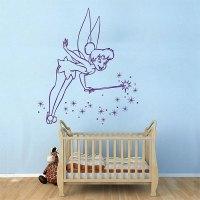 Tinker Bell Vinyl Wall Art Decal