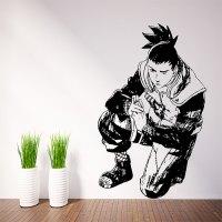 Nara Shikamaru 3 from Naruto Vinyl Wall Art Decal