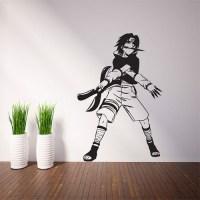 Sasuke Uchiha - Naruto Vinyl Wall Art Decal