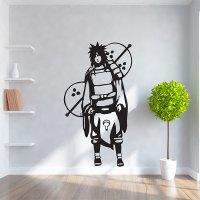 Madara Uchiha Naruto Vinyl Wall Art Decal
