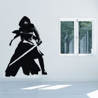 Kylo Ren Star Wars Vinyl Wall Art Decal