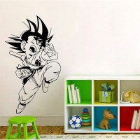 Dragonball Goku kid Vinyl Wall Art Decal