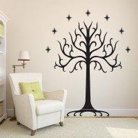 White Tree of Gondor Wall Sticker