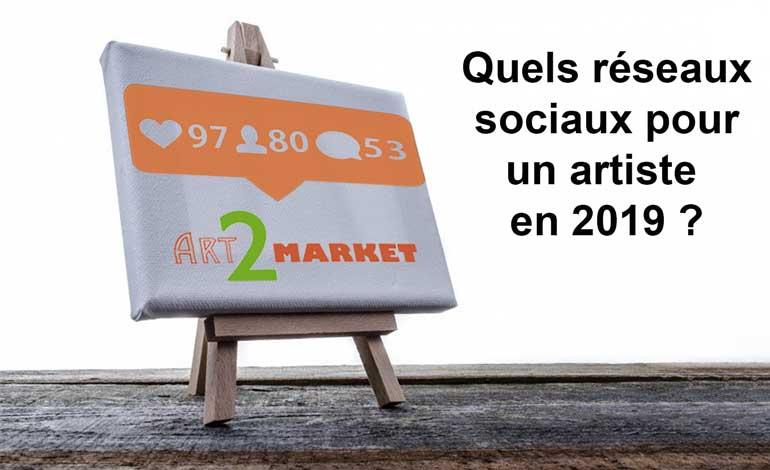 Réseaux sociaux pour artistes