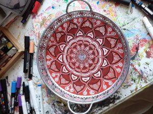 Mandala ⓒ Anne Bochatay