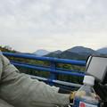 広域農道から大山を遠望
