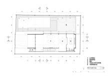 Residence T, Boon Design, 1F PLAN