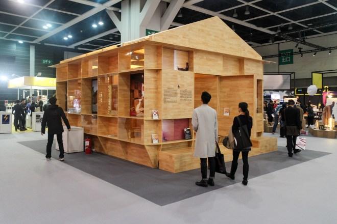 The HKTDC InnoDesignTech Expo, Inspiration Hall, Photo by Wasawat Dechapirom