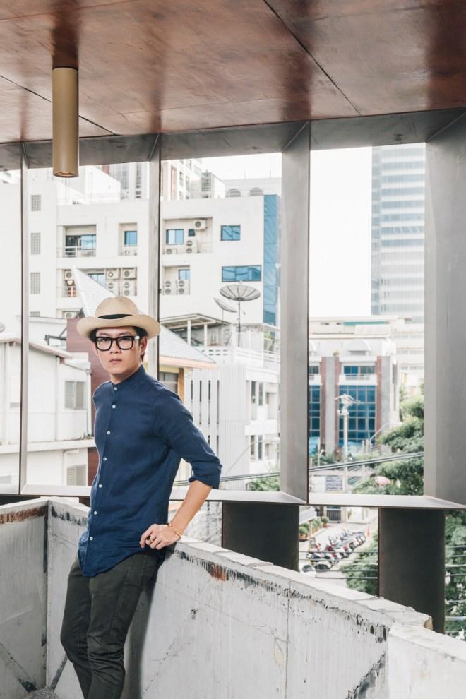 Kevin Lim, portrait by Ketsiree Wongwan
