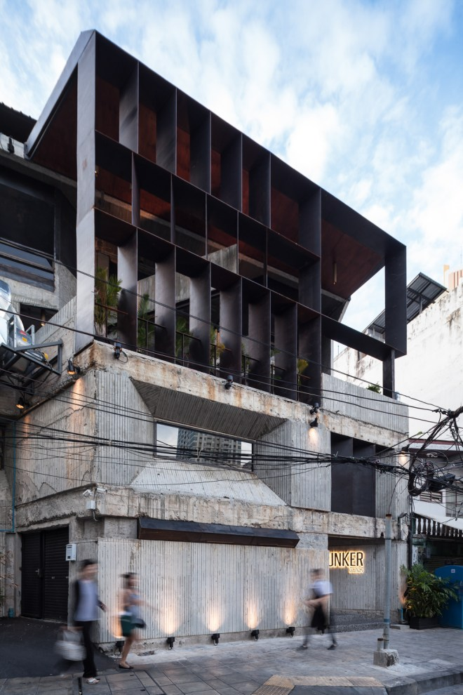 Bunker Restaurant, photo by Ketsiree Wongwan