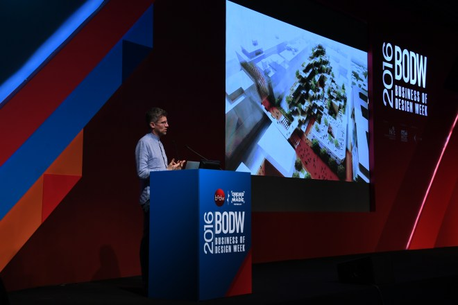 Carlo Ratti, Photo courtesy of BODW