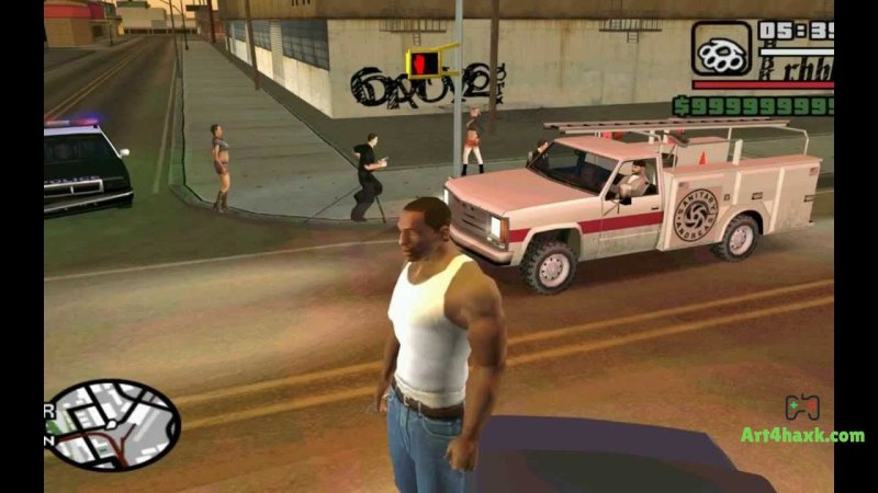 GTA San Andreas download for pc full game highly compressed