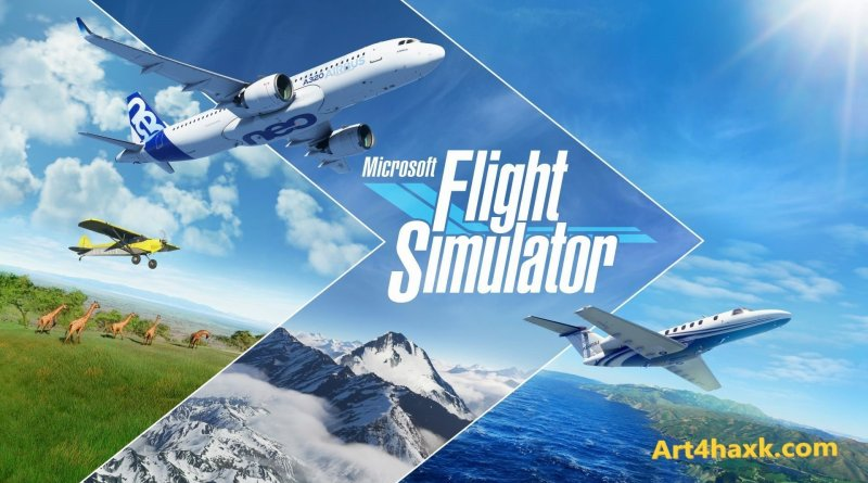 Microsoft Flight Simulator 2020 Torrent Download Free