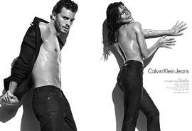 Jamie Dornan & Eva Mendez by Steven Klein