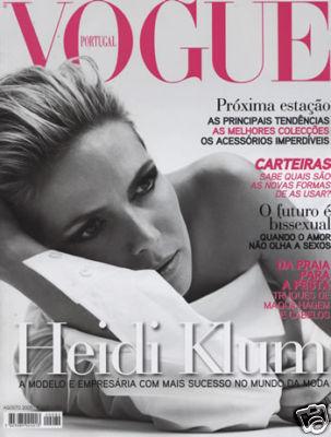 Heidi Klum by Francesco Carrozzini